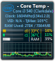 Core Temp Gadget