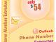 Outlook Phone Number Grabber