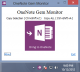 OneNote Gem Monitor