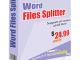 Word Files Splitter